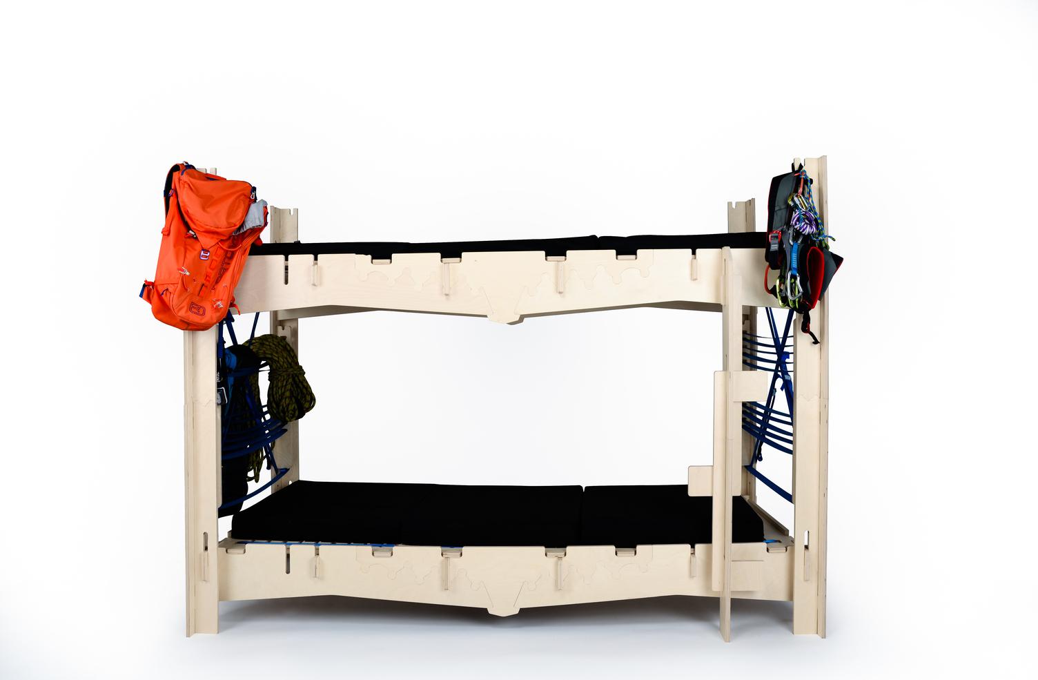Nest, il letto a castello che fa bene all'economia e all ...